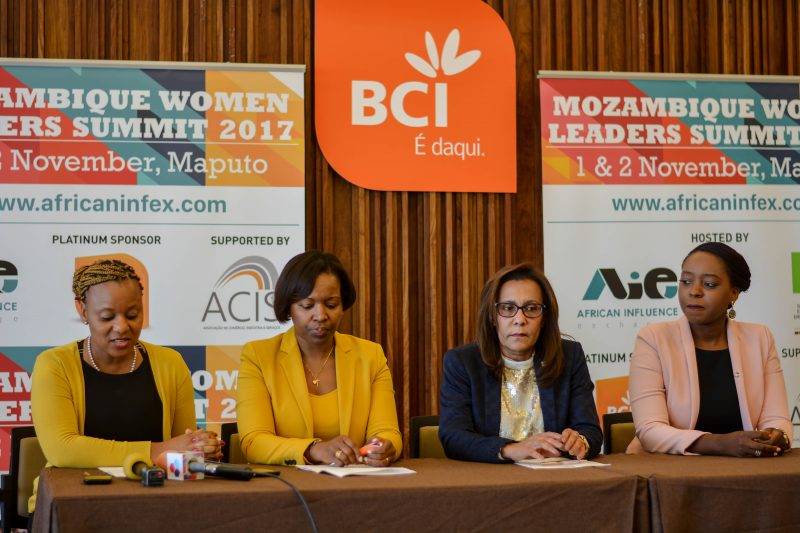 Maputo acolhe Cimeira das Mulheres Líderes de Moçambique 2017