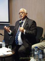 Hermenegildo Gamito diz que corrupção encarece e reduz velocidade de negócios em todas as sociedades