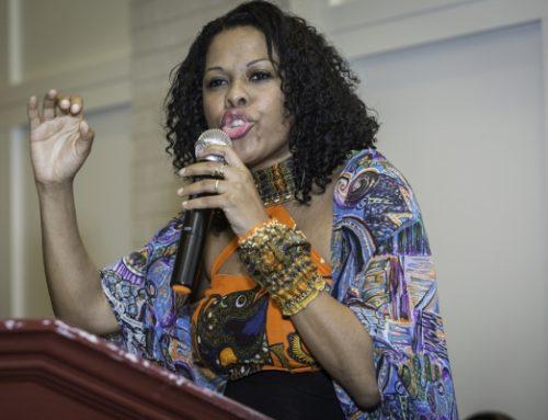 """Tânia Tomé: """"Posições de liderança exigem líderes efectivos"""""""